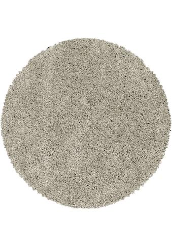 Ayyildiz Hochflor-Teppich »SYDNEY 3000«, rund, 50 mm Höhe kaufen