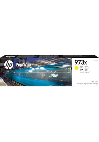 HP »hp 973X Original Gelb« Tintenpatrone (1 - tlg.) kaufen