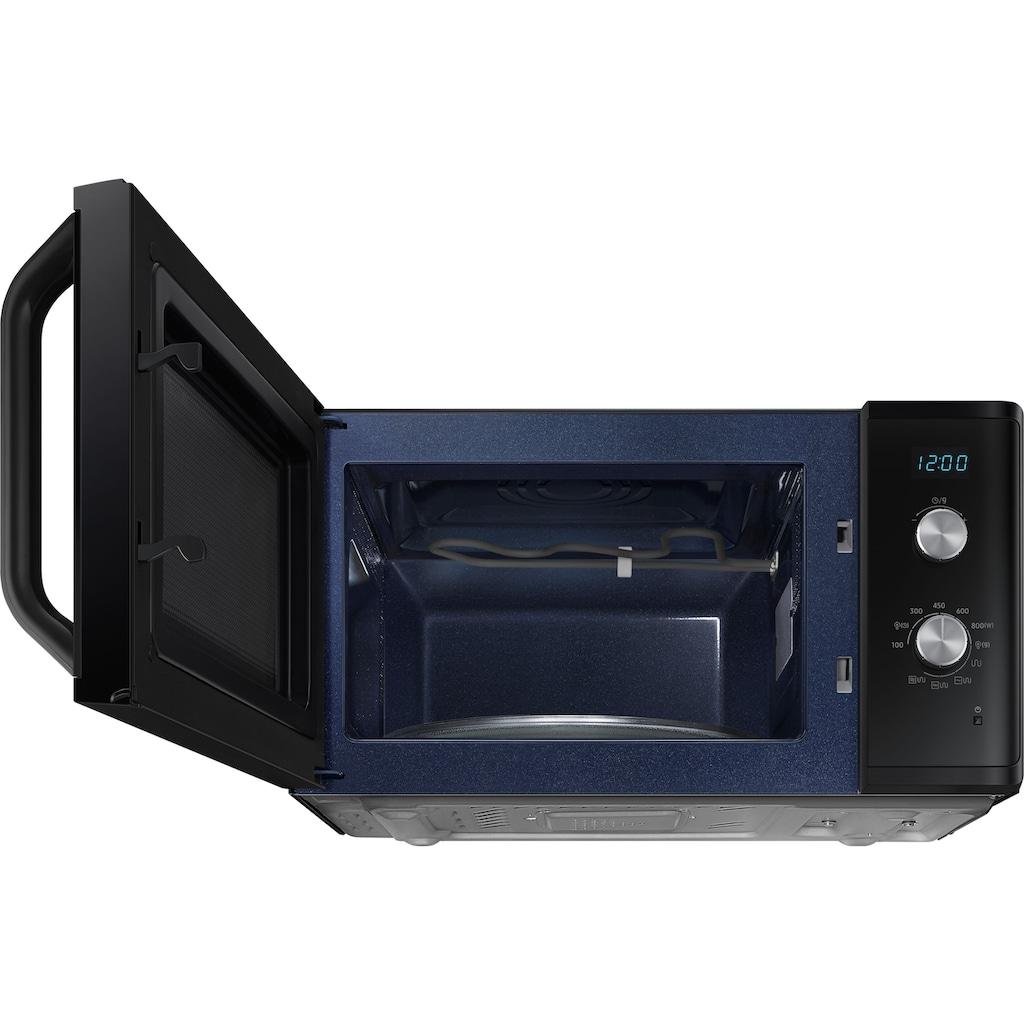 Samsung Mikrowelle »MG23K3614AK/EG«, Grill-Mikrowelle, 800 W