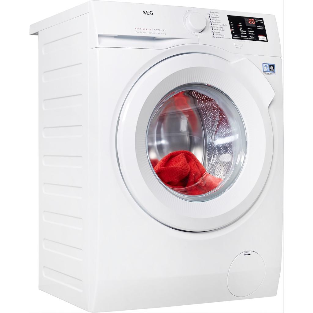 AEG Waschmaschine, L6FBA5680