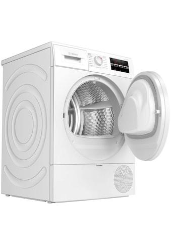 BOSCH Wärmepumpentrockner »WTR854A0« kaufen