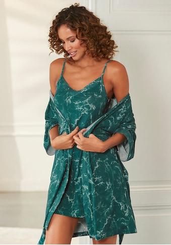 Buffalo Kimono, mit Marmordruck kaufen