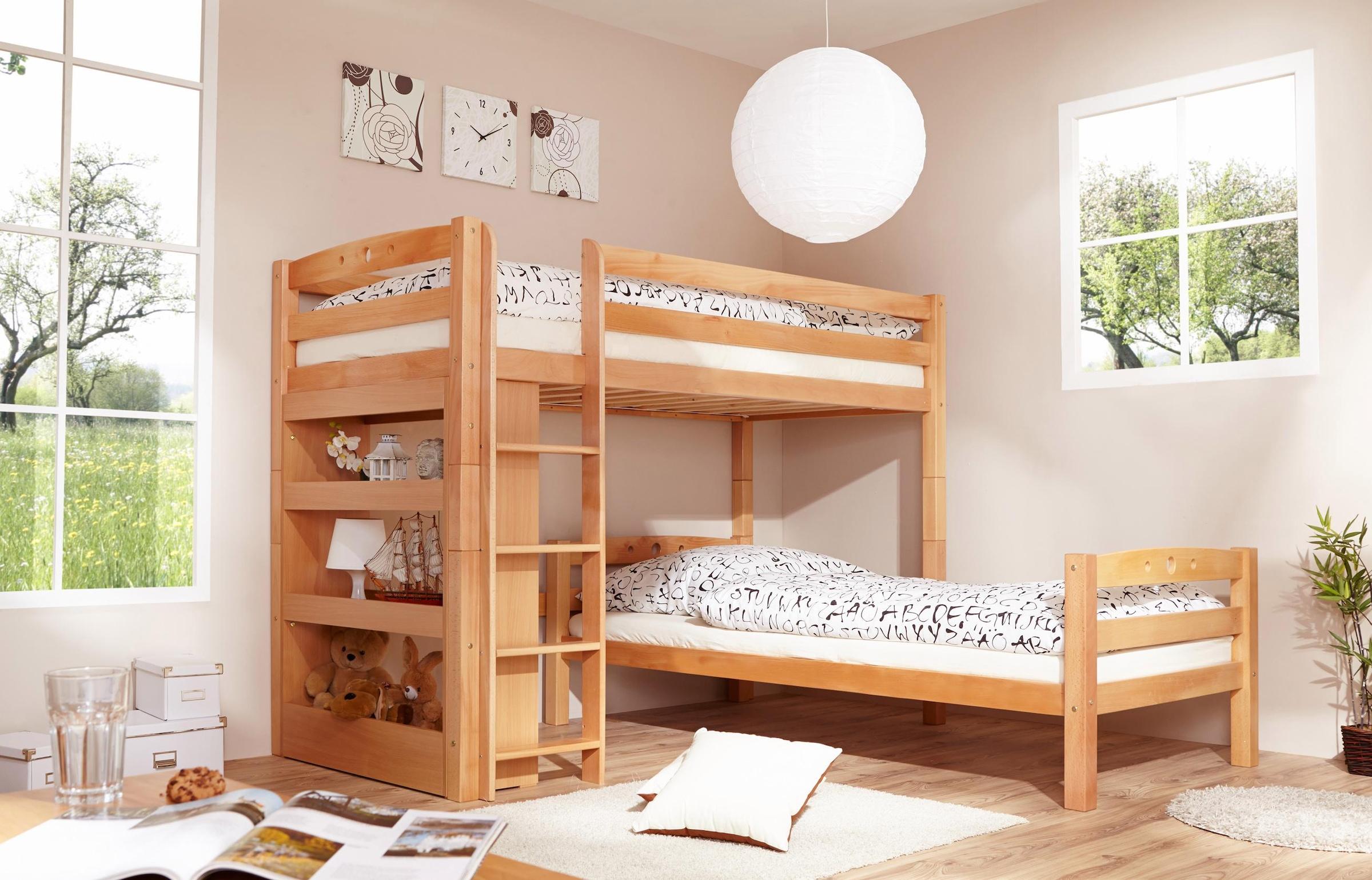 Etagenbett Mit 3 Schlafgelegenheiten : Etagenbetten auf rechnung bestellen quelle