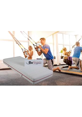 BeCo EXCLUSIV Komfortschaummatratze »HS 1900«, (1 St.), Machen Sie sich fit und... kaufen