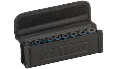 """BOSCH Steckschlüsselsatz , 1/4"""", 9 - tlg. kaufen"""