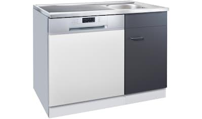HELD MÖBEL Spülenschrank »Elster«, Spülzentrum für Unterbau-Geschirrspüler, ohne Front... kaufen