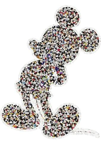 Ravensburger Konturenpuzzle »Shaped Mickey«, Made in Germany kaufen