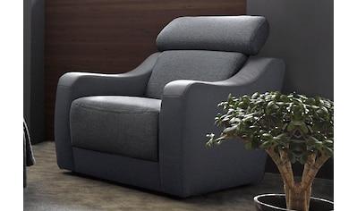 exxpo - sofa fashion Sessel, inklusive Kopf- bzw. Rückenverstellung kaufen