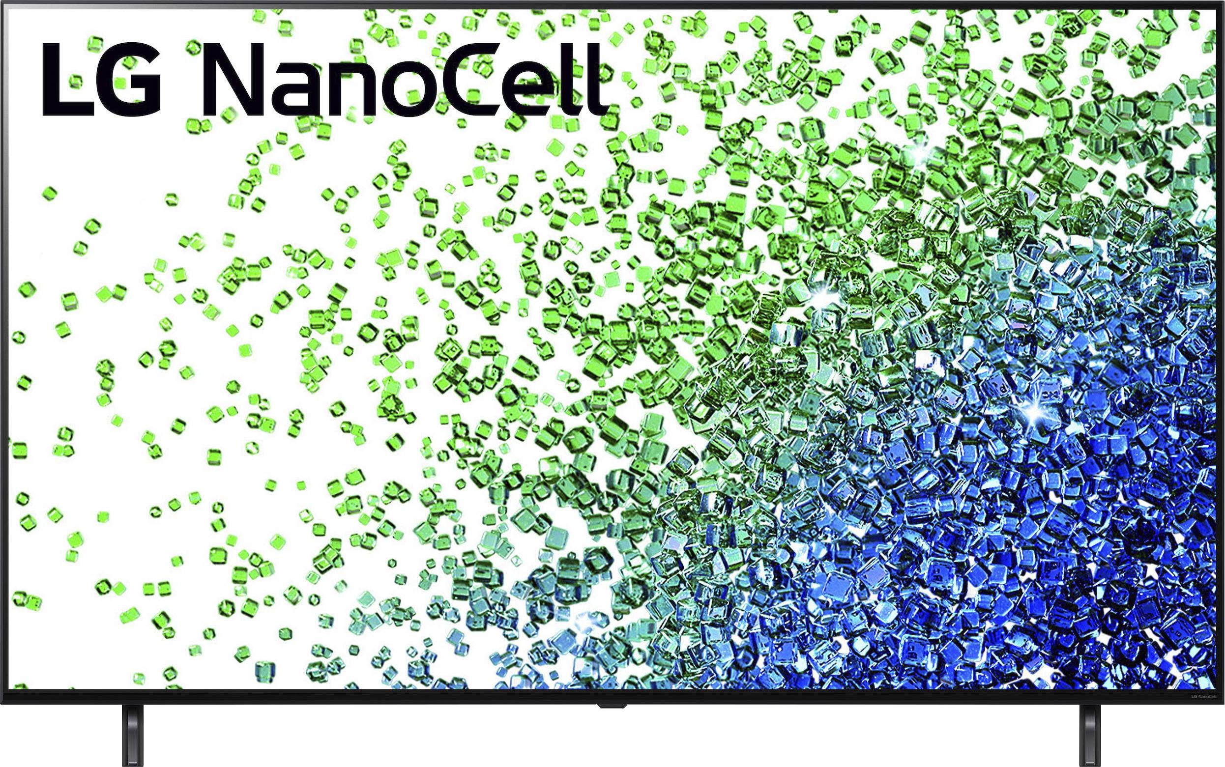 LG LCD-LED Fernseher 65NANO809PA , 164 cm 65 , 4K Ultra HD, Smart-TV, NanoCell