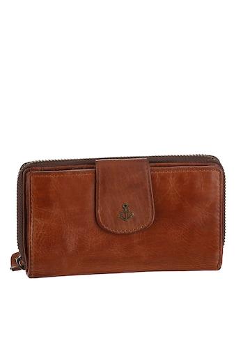 HARBOUR 2nd Geldbörse »Linn«, aus griffigem Leder mit typischen Marken-Anker-Label kaufen