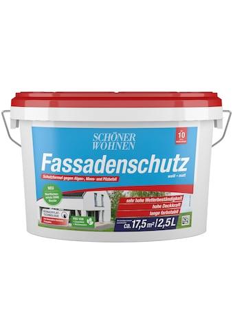 SCHÖNER WOHNEN-Kollektion Fassadenfarbe »Fassadenschutz 2,5L« kaufen