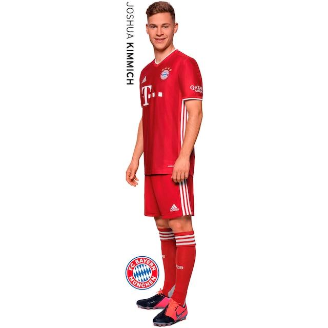 Wandtattoo »FCB Joshua Kimmich«