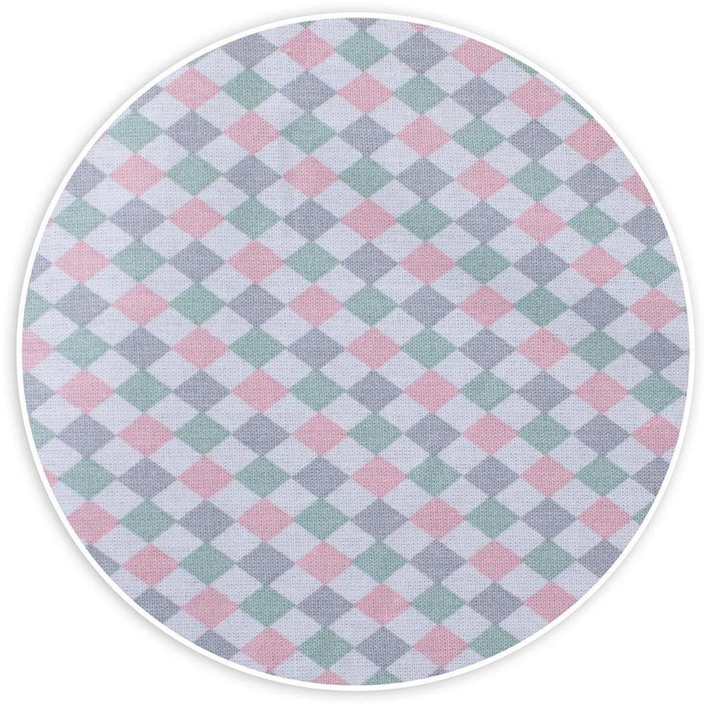 tiSsi® Laufgittereinlage »Diamant Pastell«, Passend für 6-eckiges tiSsi® Laufgitter