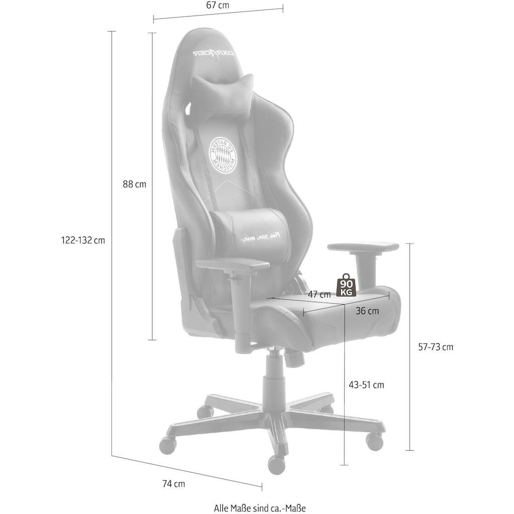 DXRacer Gaming Chair, Racing-Serie, OH/RZ101/N