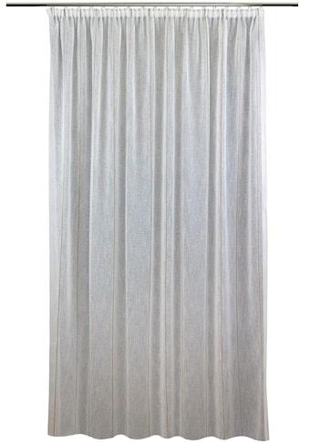 Vorhang nach Maß, »Joris«, VHG, Kräuselband 1 Stück kaufen
