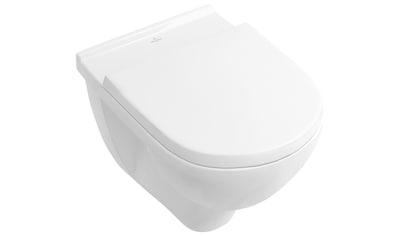 VILLEROY & BOCH Wand - WC »O.novo«, Ohne Spülrand kaufen
