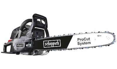 Scheppach Benzin-Kettensäge »CSH56 ProCut« kaufen