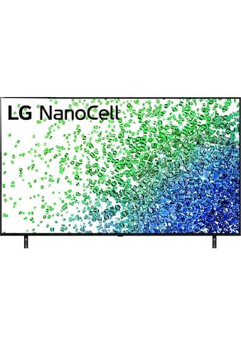 "LG LCD-LED Fernseher »50NANO809PA«, 126 cm/50 "", 4K Ultra HD, Smart-TV, NanoCell kaufen"