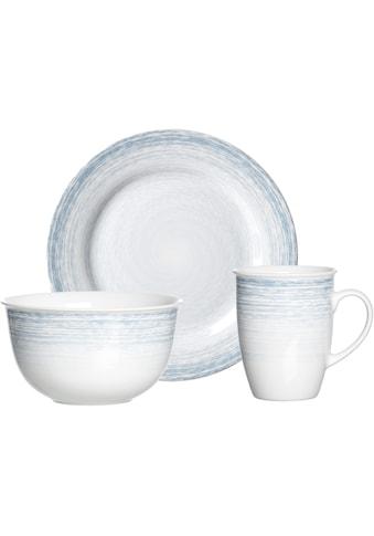Ritzenhoff & Breker Frühstücks-Geschirrset »Nordic Smilla«, (Set, 3 tlg.), Scandic Style kaufen