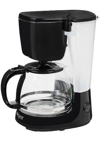 exquisit Filterkaffeemaschine »KA 3101 sw«, Permanentfilter, 1x4 kaufen