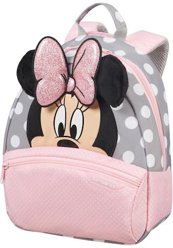 Samsonite Kinderrucksack »Disney Ultimate 2.0, S, Minnie Glitter« kaufen