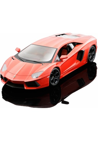 Maisto® Sammlerauto »Lamborghini Aventador LP700-4 11, 1:24, orange«, 1:24, aus... kaufen