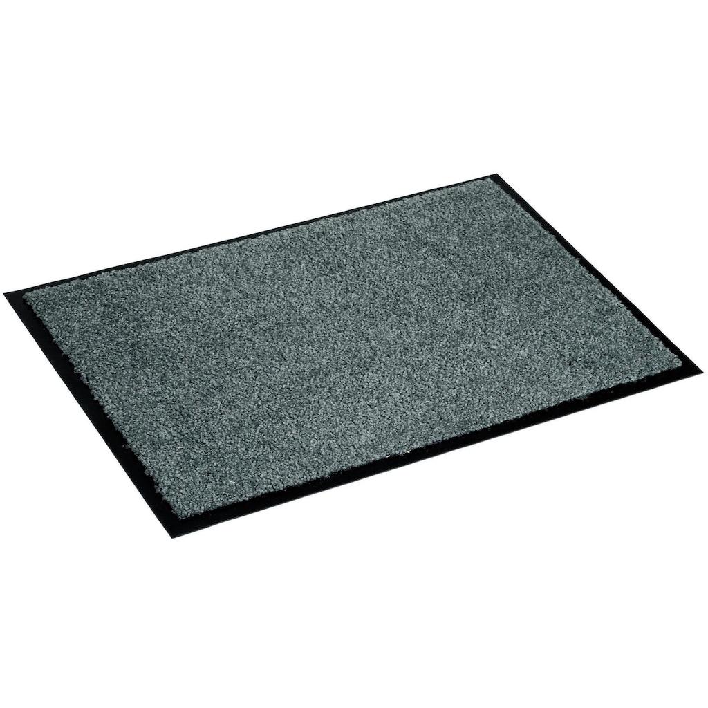 ASTRA Fußmatte »Proper Tex 618«, rechteckig, 9 mm Höhe, Schmutzfangmatte, In -und Outdoor geeignet