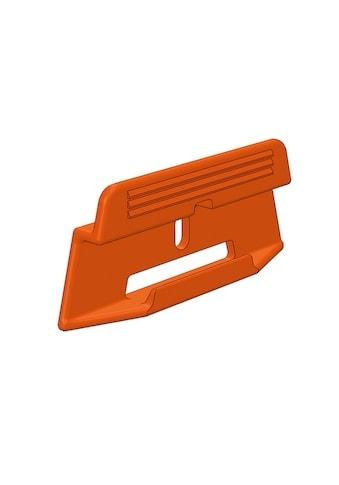 PARADOR Leisten-Befestigungsclips »Leistenclipse orange«, leicht abnehmbar zum Tapezieren, Streichen, Einpassen kaufen