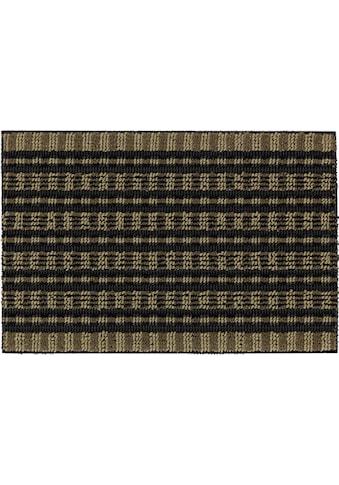 ASTRA Fußmatte »Poly Brush 250«, rechteckig, 14 mm Höhe, Schmutzfangmatte, In -und... kaufen