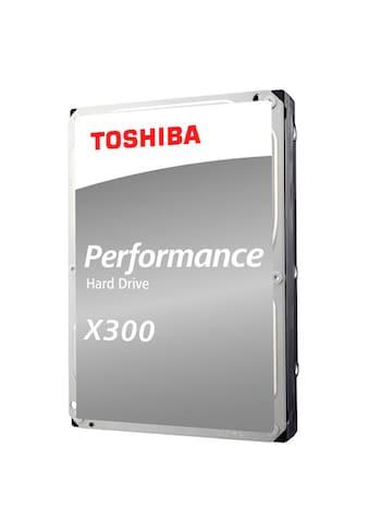 Toshiba HDD-Festplatte »X300 Performance 10TB Kit«, Bulk kaufen