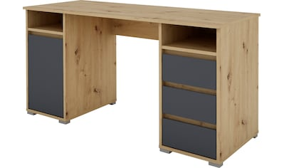 byLIVING Schreibtisch »Lobo«, Breite 138 cm kaufen