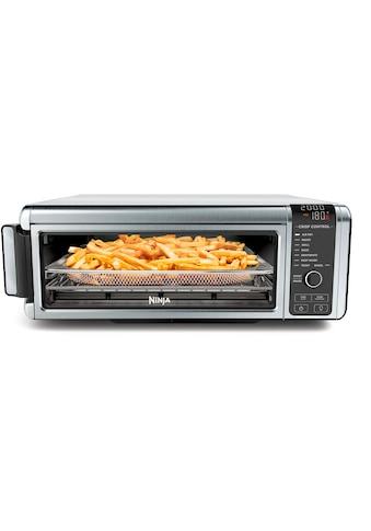 NINJA Heissluftfritteuse »Foodi 8-in-1-Fritteuse Multiofen SP101EU«, auch als Minibackofen, Dörrautomat, Toaster, Elektrogrill nutzbar kaufen