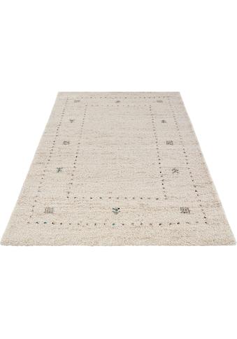 Hochflor - Teppich, »TEO«, MINT RUGS, rechteckig, Höhe 30 mm kaufen