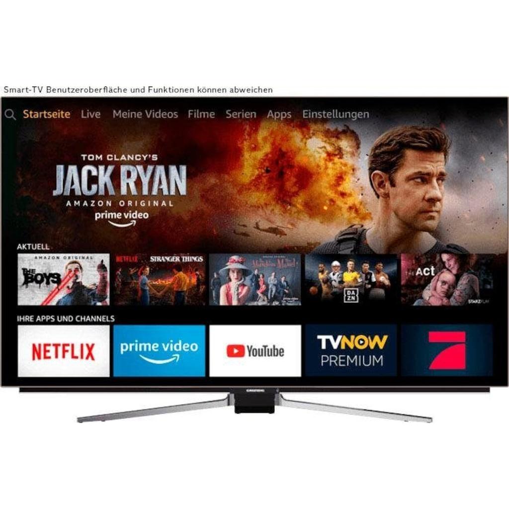 "Grundig OLED-Fernseher »65 GOB 9099 OLED«, 164 cm/65 "", 4K Ultra HD, Smart-TV, Fire-TV-Edition HF"