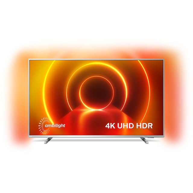 Philips 43PUS8105 LED-Fernseher (108 cm / (43 Zoll), 4K Ultra HD, Smart-TV