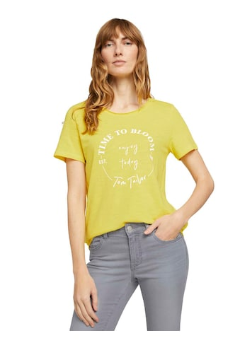 TOM TAILOR T-Shirt, mit Print Artwork kaufen