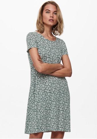 Only Shirtkleid »ONLBERA BACK LACE UP DRESS« kaufen