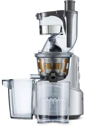 Sage Slow Juicer »the Big Suqeeze SJS700SIL4EEU1«, 240 W kaufen