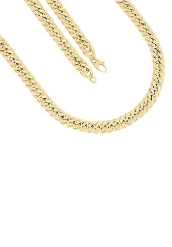 Firetti Goldkette »Panzerkettengliederung, 8,5 mm breit, glänzend, ziseliert« kaufen