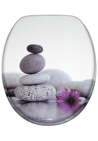 Sanilo WC - Sitz, »Energy Stones« kaufen