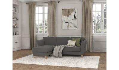 sit&more Ecksofa »Visby«, Wahlweise mit Bettfunktion und Bettkasten, frei im Raum... kaufen