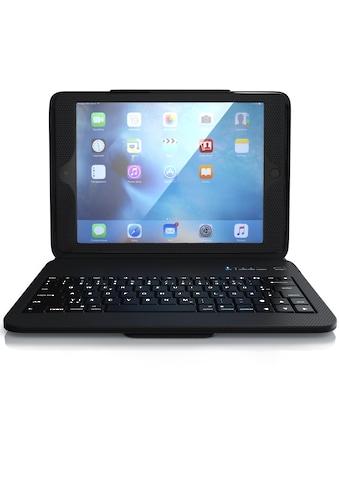 "Aplic Tablet Bluetooth Tastatur mit Kunststoffcase für Apple iPad 9.7""... kaufen"