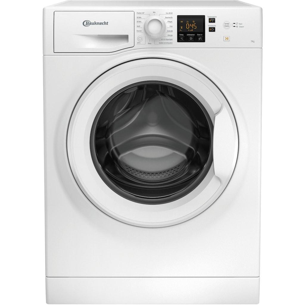 BAUKNECHT Waschmaschine »WBP 714«, WBP 714