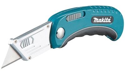 Makita Cutter »B-65501«, Sicherheits-Klappmesser mit gummierten Soft-Griff kaufen