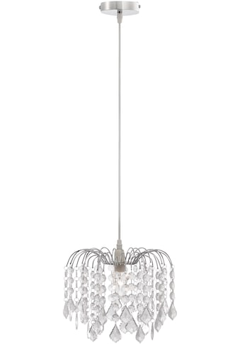 Leuchten Direkt Kronleuchter »JELLY«, E14, inklusive Kristallbehang kaufen