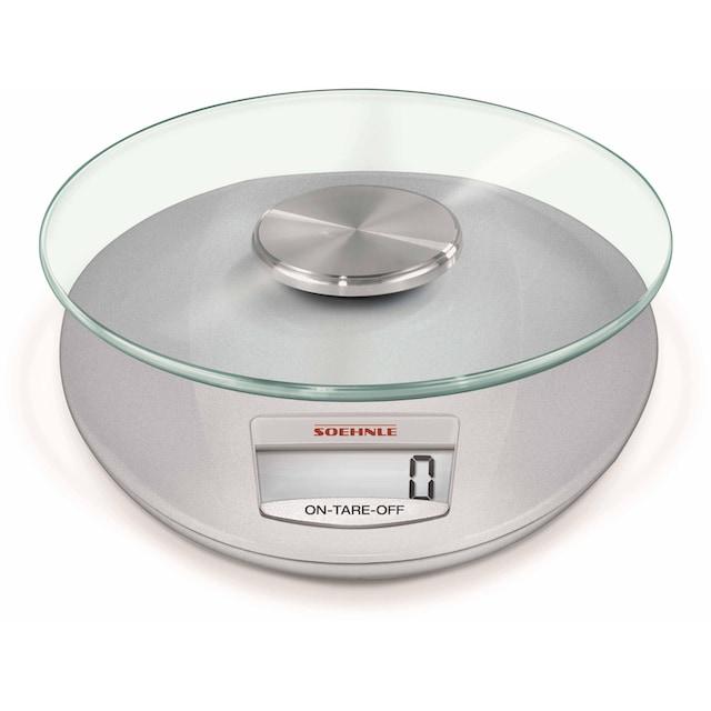 Soehnle Küchenwaage »Roma«, (2 tlg.)