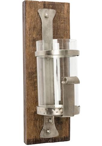 Wandkerzenhalter »Wood« kaufen
