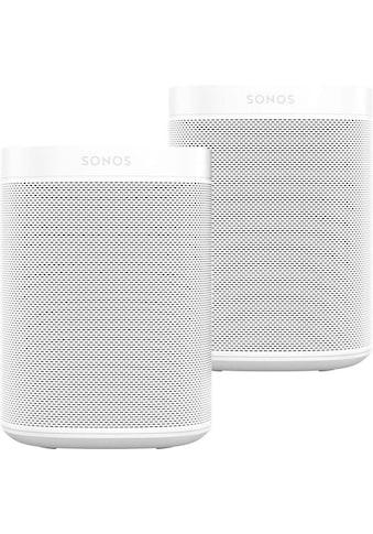 Sonos Smart Speaker »One SL«, 2-er Set kaufen