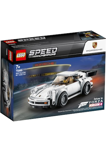LEGO® Konstruktionsspielsteine »1974 Porsche 911 Turbo 3.0 (75895), LEGO® Speed Champions«, (180 St.), Made in Europe kaufen