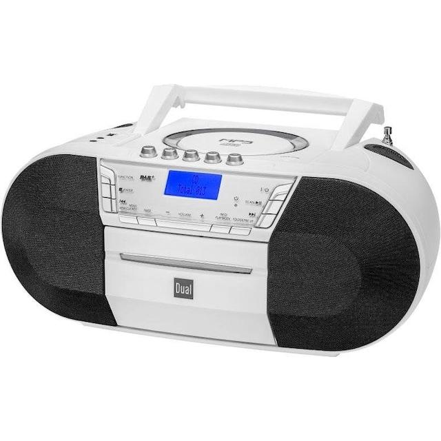 Dual »DAB-P 200« CD-Player (Digitalradio (DAB+))
